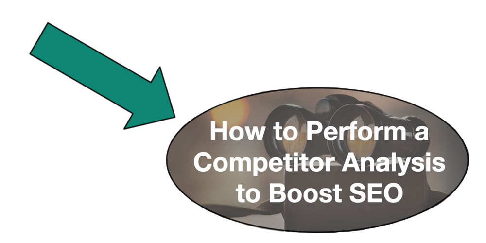 how to perform a competitor analysis to boost seo