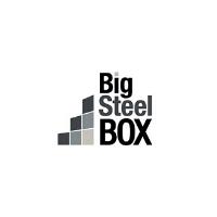 big steel box logo - method + metric SEO agency, Vancouver