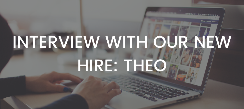 new hire: theo